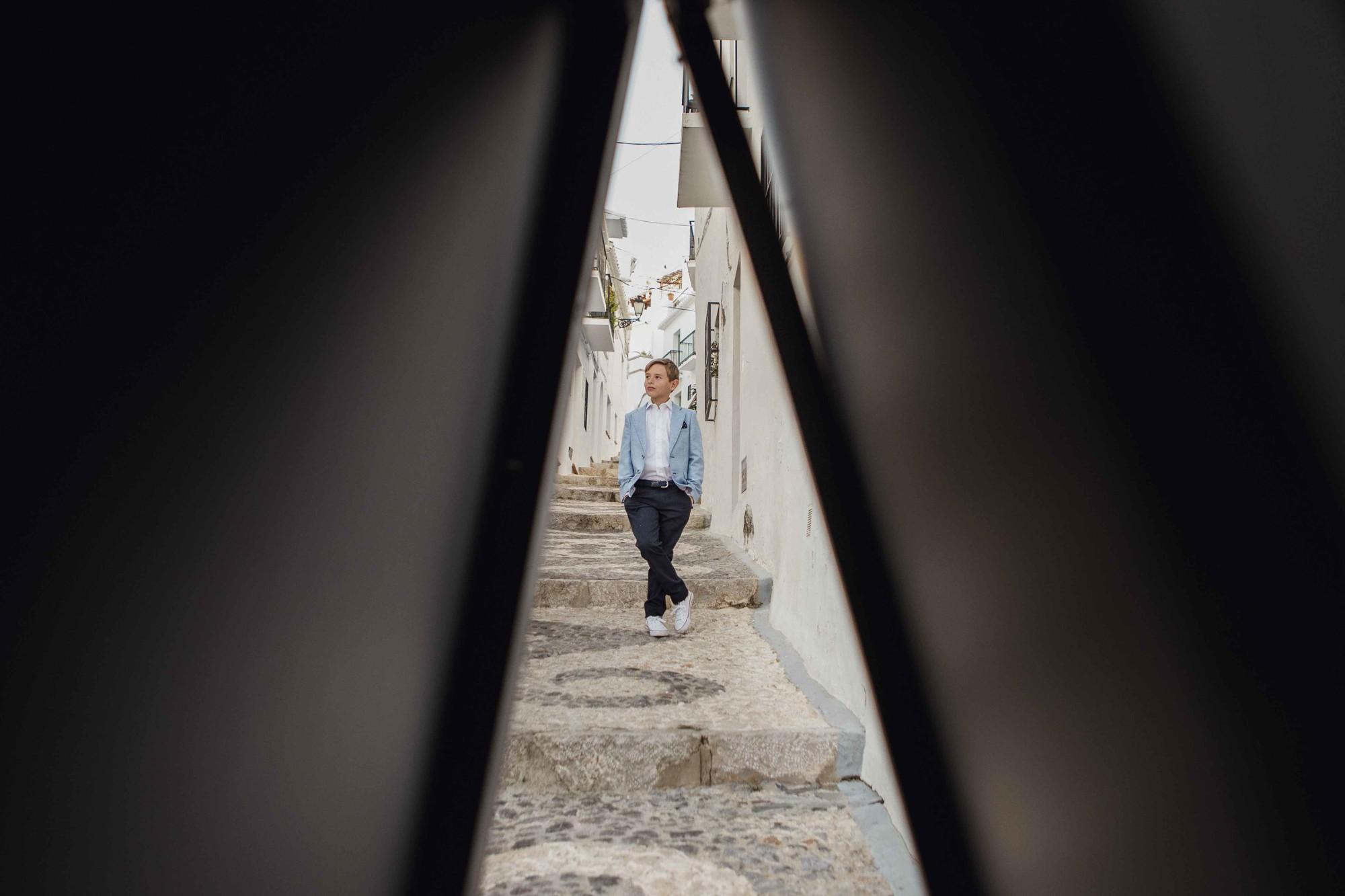 fotografos comunion malaga fotos comunion exterior Frigiliana 45