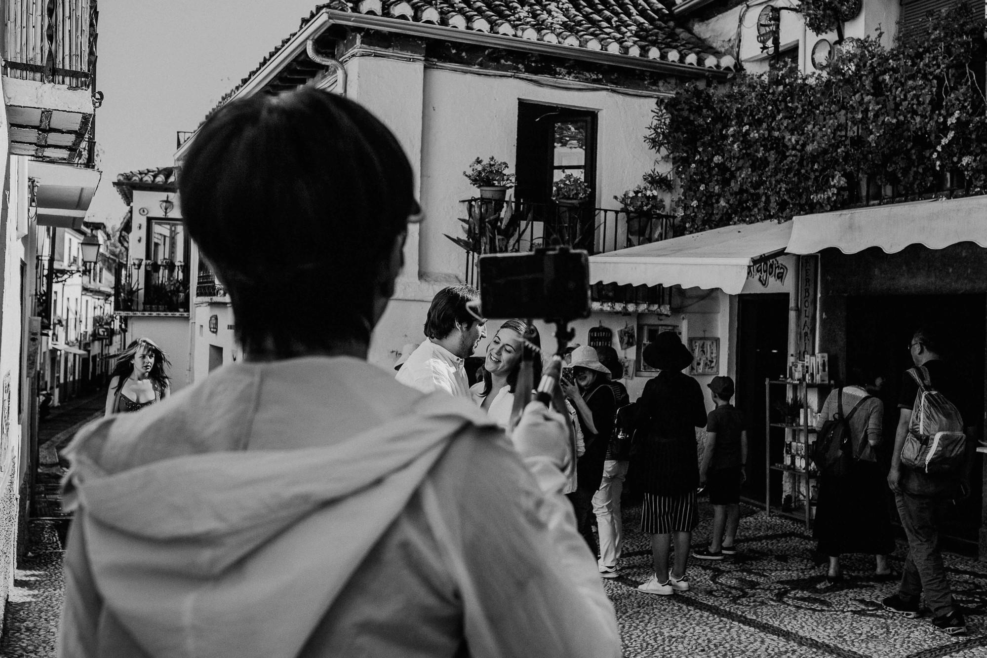 Fotógrafos boda Malaga, boda hotel Barcelo Granada 02