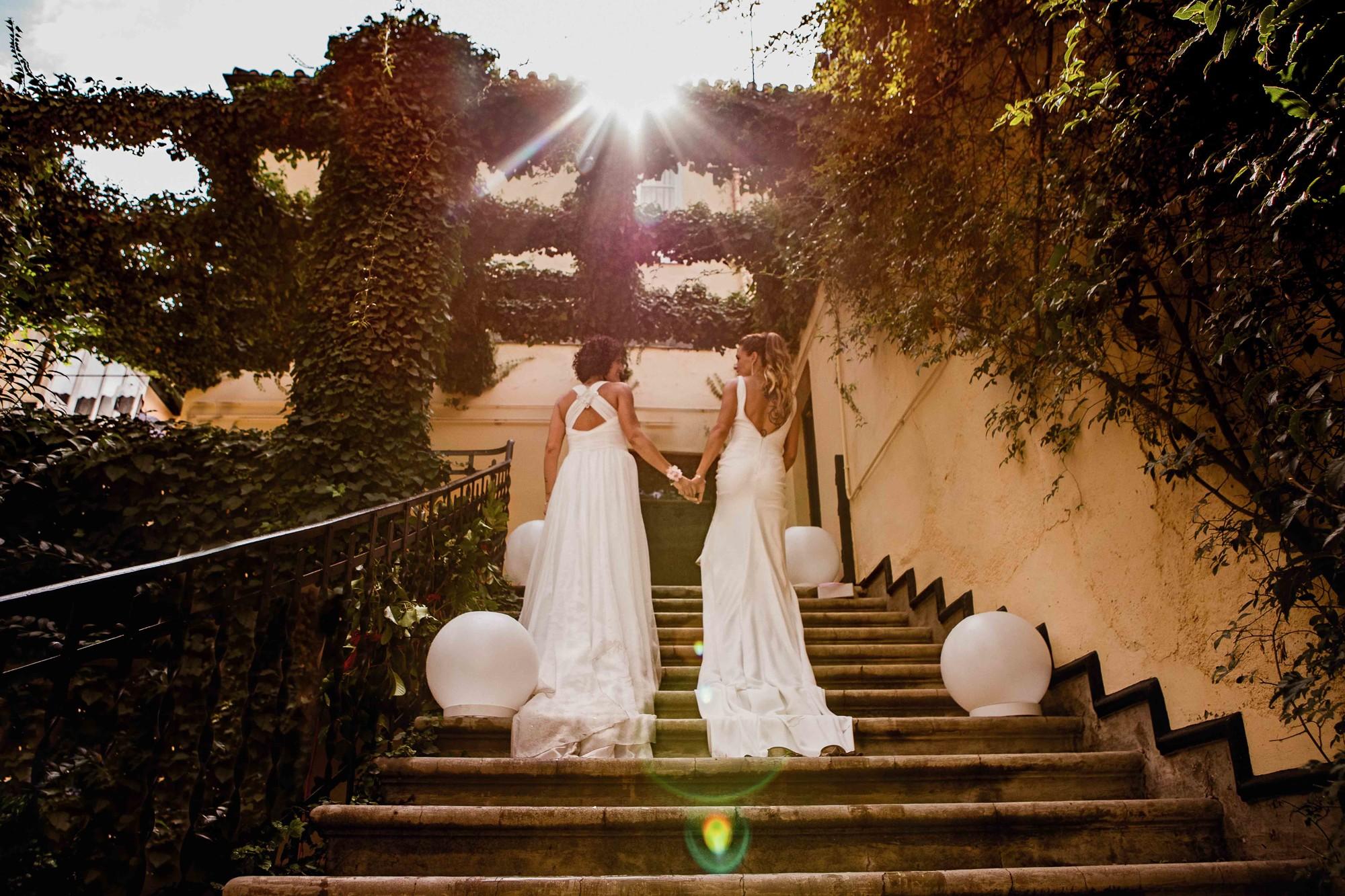 Fotografos boda Lesbiana Málaga Jardin de Gomerez Granada 001
