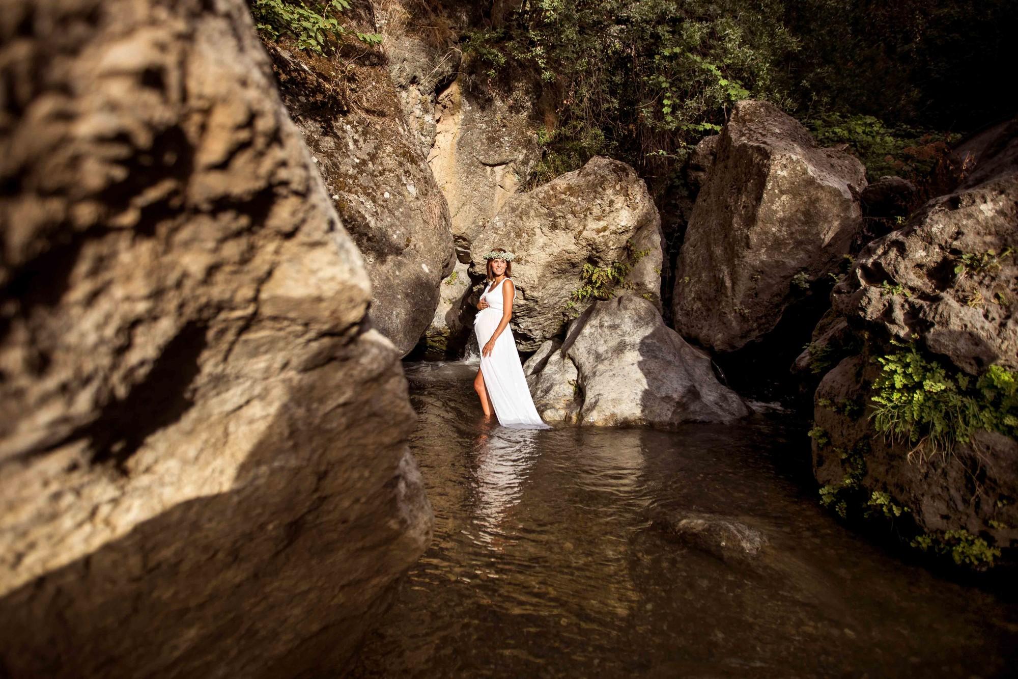 fotógrafos embarazadas Granada